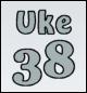 Ukens for Uke 38. Grafikk: VampBea.