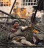 Det er krig, altfor nære. Foto: VG.