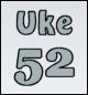 Ukens for Uke 52. Grafikk: VampBea.