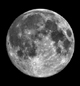 Magiske månen. Foto: Rafael Pacheco.