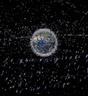 Malingflekker kan drepe en astronaut. Foto: NASA.