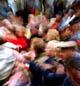 Når kaoset råder. Foto: Colourbox.