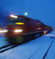Det kommer alltid et tog (muligens). Foto: SXC.